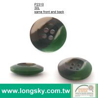 (#P2310) 30L 19mm army military camoflage looked garment button