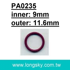 (PA0235/9mm) bra slider, underwear accessories