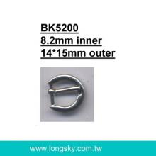 Shoe Buckle (#BK5200-8.2mm)