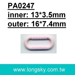 (PA0247/13mm) strap slider, underwear accessories