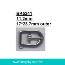 charms hanged clothing Belt Buckle (#BK5241-11.2mm)