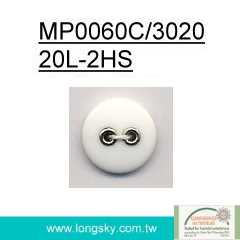 Classic lady sweater button with eyelets (#MP0060C/3020-20L)